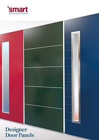 SMART Arcitectural Aluminium Designer Door Panels Brochure