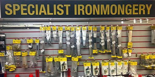 Specialist Ironmongery Apollo Trade Window Store Oxford