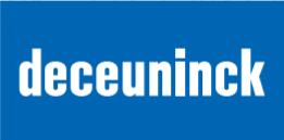 Deceuninck upvc flush casement windows logo