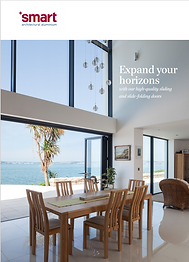 SMART Architectural Aluminium Sliding and Slide-Folding Doors Brochure