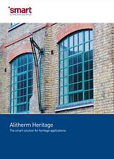 Alitherm Heritage Smart Architectural Aluminium Systems for Heritage Applications BrochureAluminium