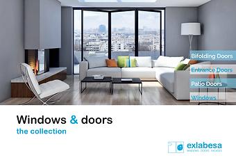 Exlabesa Windows, Bi-Folding Doors, Entrance Doors, Patio Doors Brochure