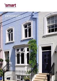 SMART Architectural Aluminium Designer Doors Collection Brochure