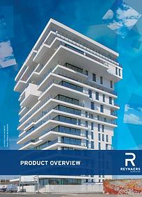 REYNAERS Product Overview Brochure including Aluminium Windows. Aluminium Doors