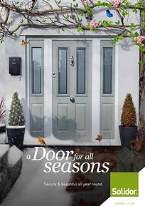 Solidor Composite Doors Trade Brochure 2019