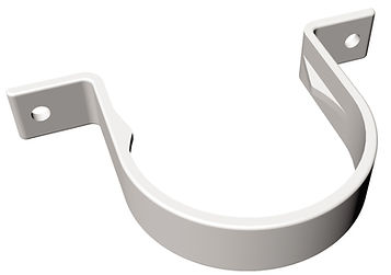 FRR536 Wall Clip Bracket Round Downpipe