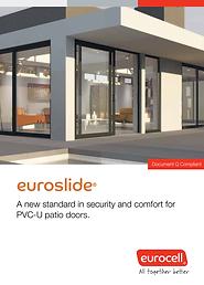 Eurocell uPVC Patio Doors Euroslide Range
