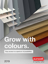 Eurocell Colour Guide Brochure 2019