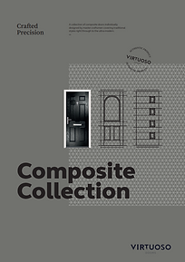 Virtuoso Composite Door Collection Guide