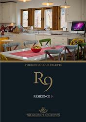 Residence 9 Upvc Flush Windows Colour Palette Brochure