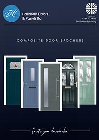 Hallmark Composite Door Brochure