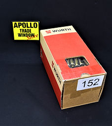 WURTH screws 152