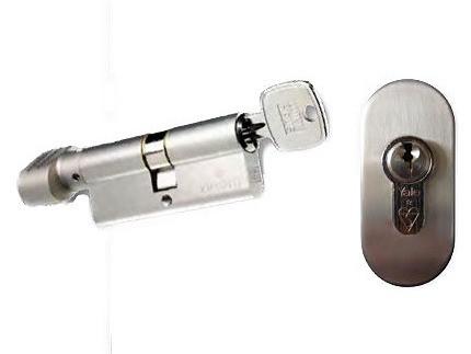 Winkhaus Key-Wind Lock