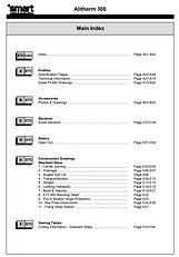 Alitherm 300 Technical Manual Smart Architectural Aluminium