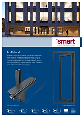 EcoFutural Windows and Doors Range From Smarts Architectural Aluminium Systems Brochure