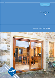 VEKA Patio Doors Imagine Collection Additional Security Pas24 Ready Brochure