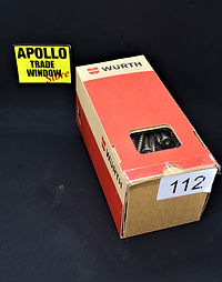 WURTH screws 112
