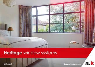 ALUK Heritage Window Systems Brochure
