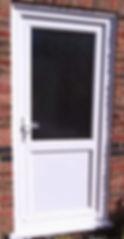 Back uPVC door offer £225