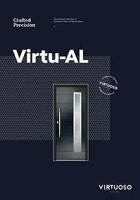 Virtuoso Aluminium Doors Collection Virtu-Al