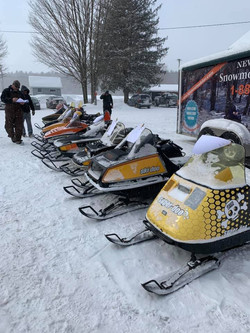 2020 Vintage Snowmobile Festival