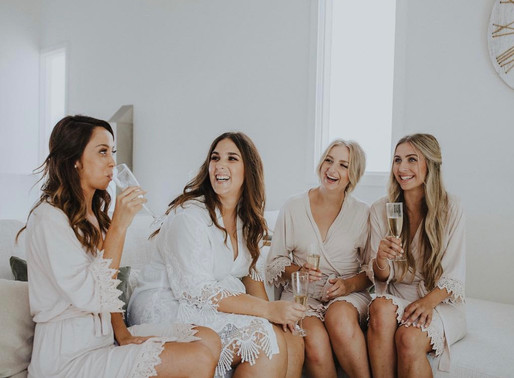 How to Plan a Fun & Relaxed Wedding Morning