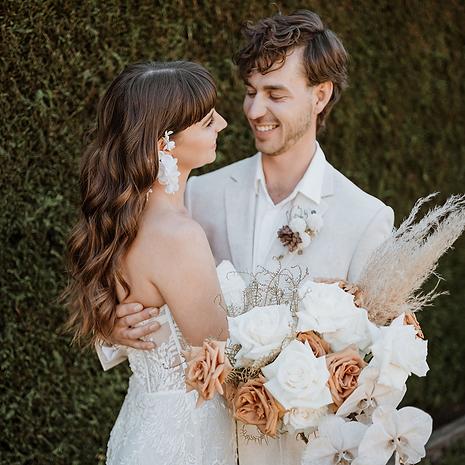 South Coast Weddings - Hair and makeup -