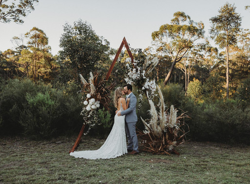 Arrows & Lace - Styled Shoot