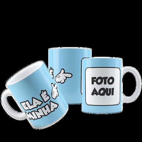 Caneca Namorados 0011