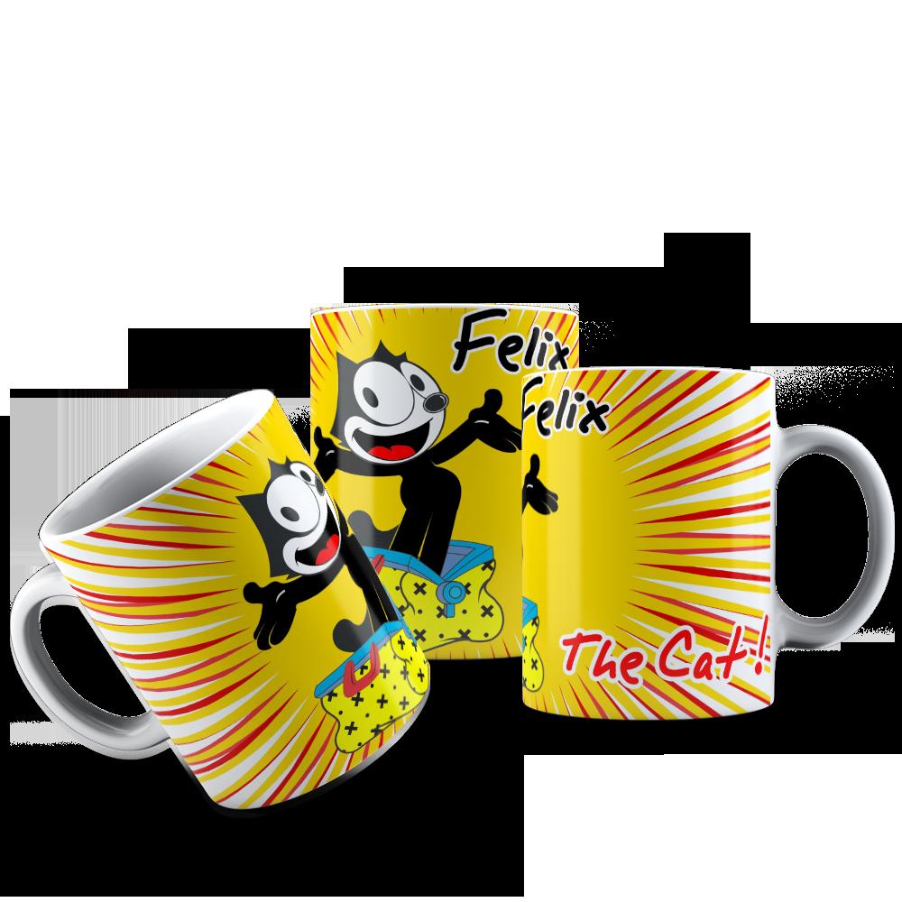 CANECA GATO FELIX 001