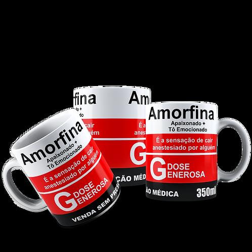 Caneca amorfina