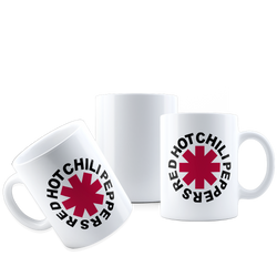 CANECA RED HOT CHILI PEPPERS 001