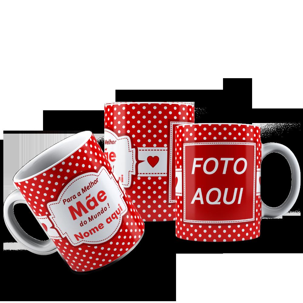 CANECA MÃE 0011