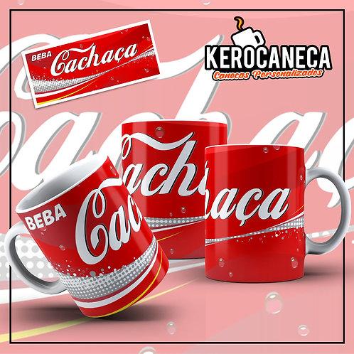 Caneca Beba Cachaça