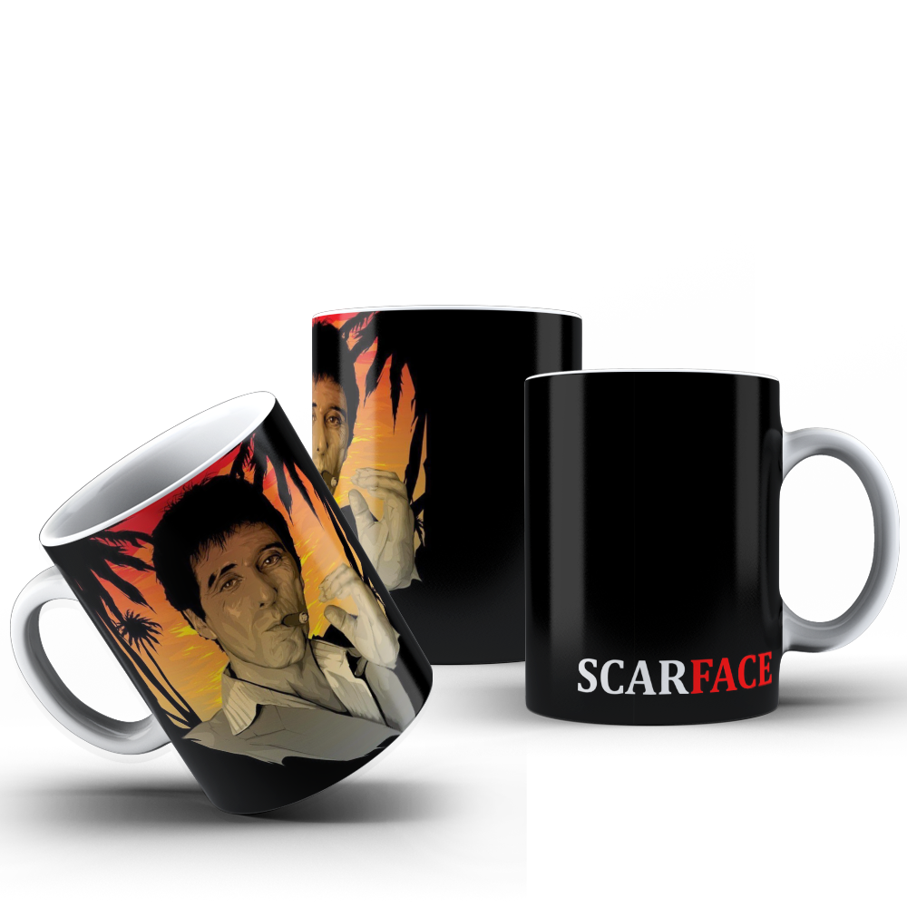 CANECA SCARFACE 004