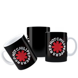 CANECA RED HOT CHILI PEPPERS 002