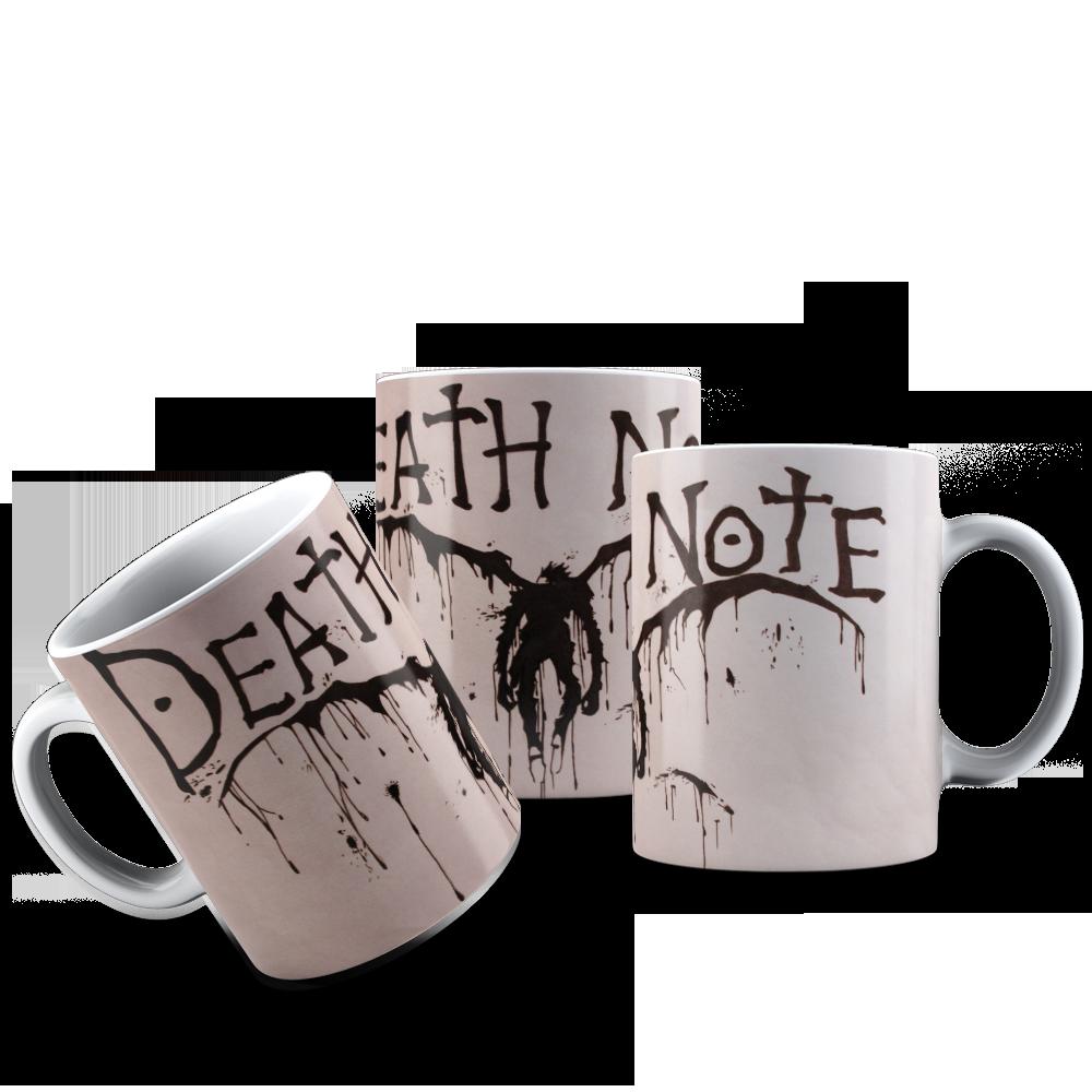 CANECA DEATH NOTE 002