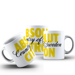 CANECA ABSOLUT CITRON 001