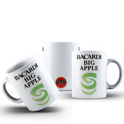 CANECA BACARDI BIG APPLE 001