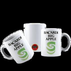 CANECA BACARDI BIG APPLE 001