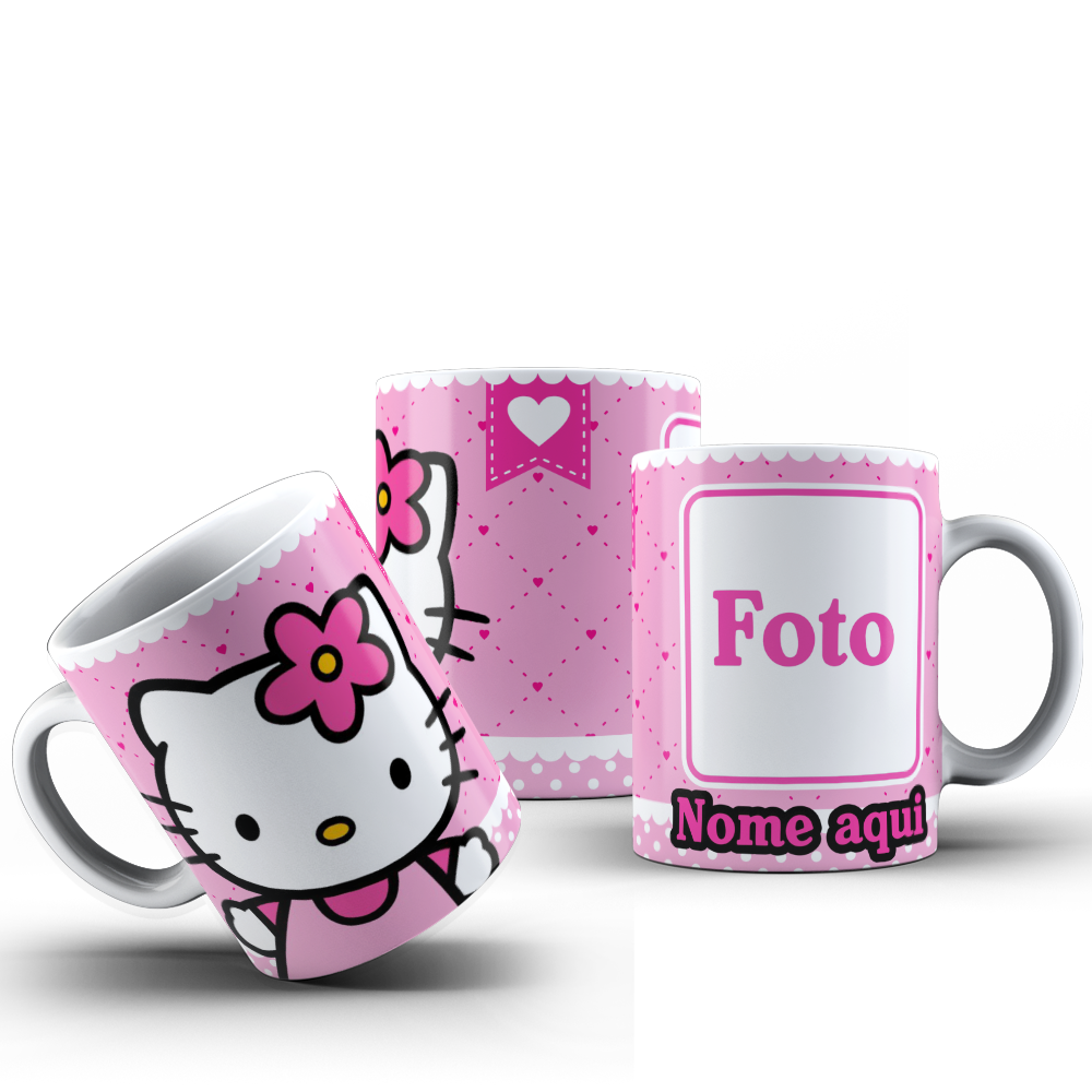 CANECA HELLO KITTY 002