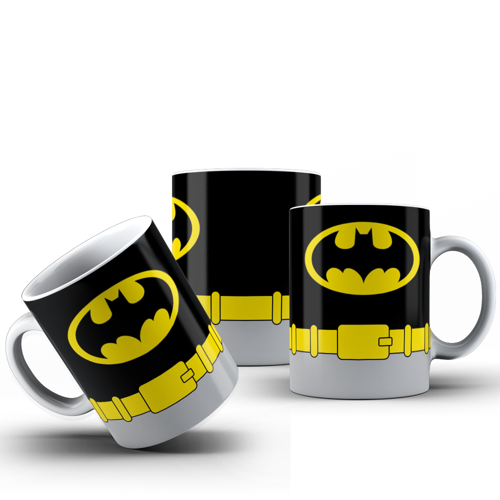 CANECA UNIFORME BATMAN 002
