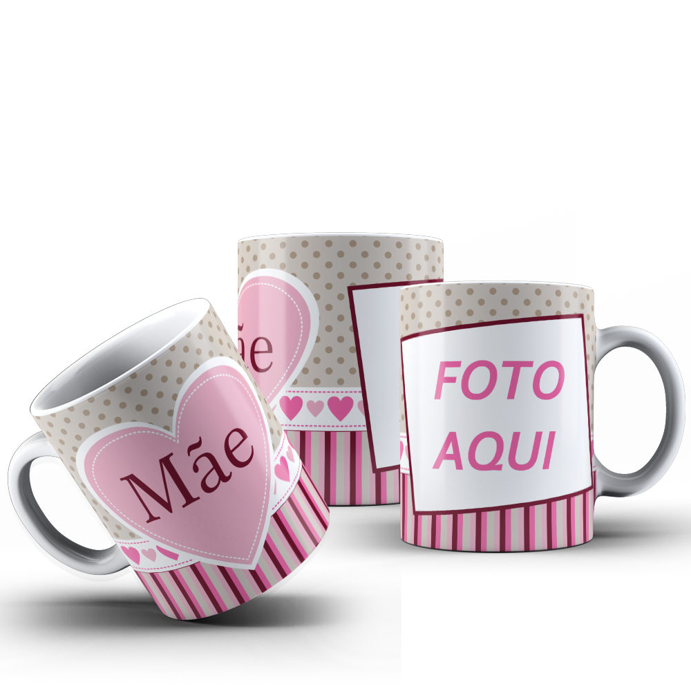 CANECA MÃE 0015