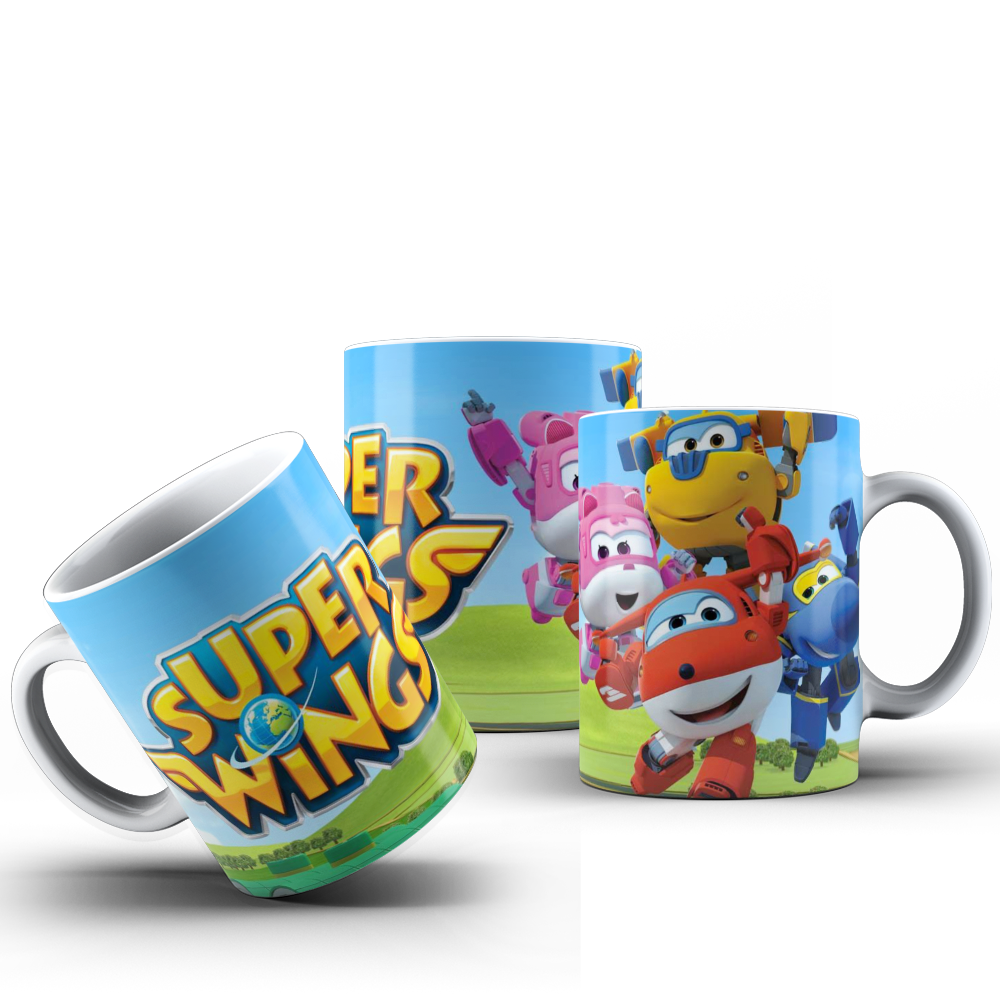 CANECA SUPER WINGS 001