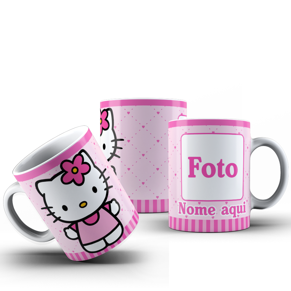 CANECA HELLO KITTY 001