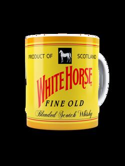 CANECA WHITE HORSE