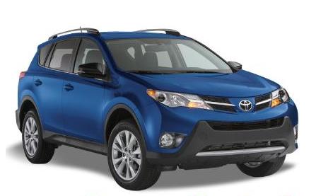 Toyota Rav4 ou équivalent