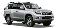 Toyota Prado o similar