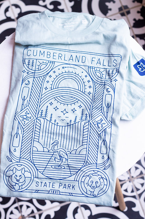 Cumberland Falls State Park Tshirt
