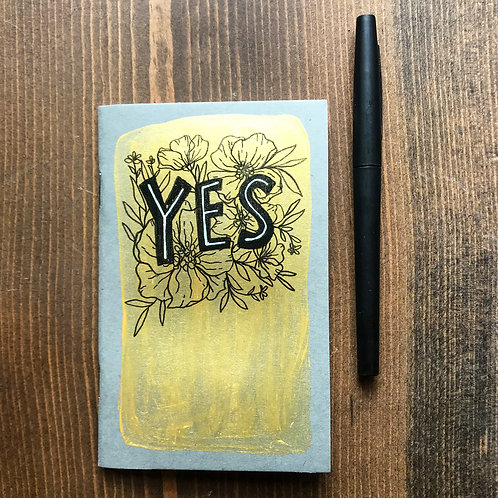 YES Pocket Notebook